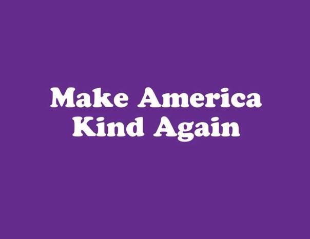 Make America Kind