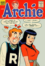 ArchieComics Before Riverdale