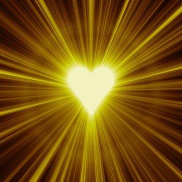 radiant heart